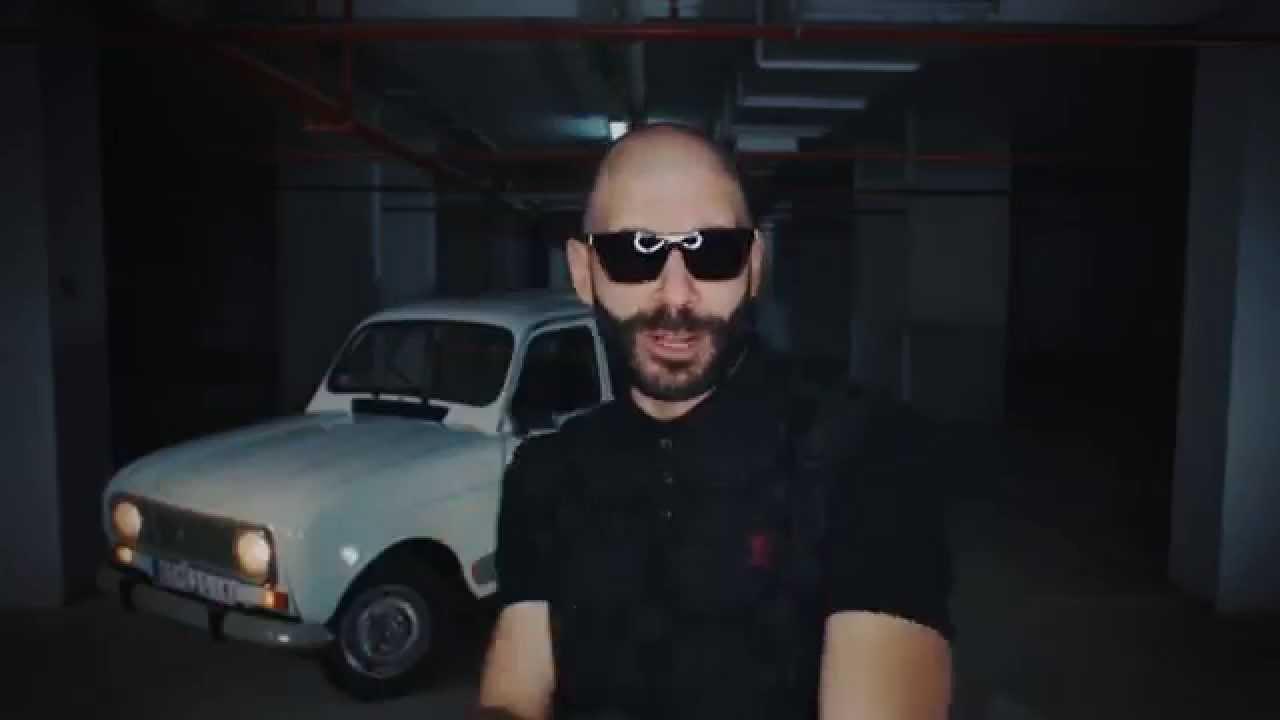 Cjofo MC - SINDROM BURAZENGIJE (Official Music Video)