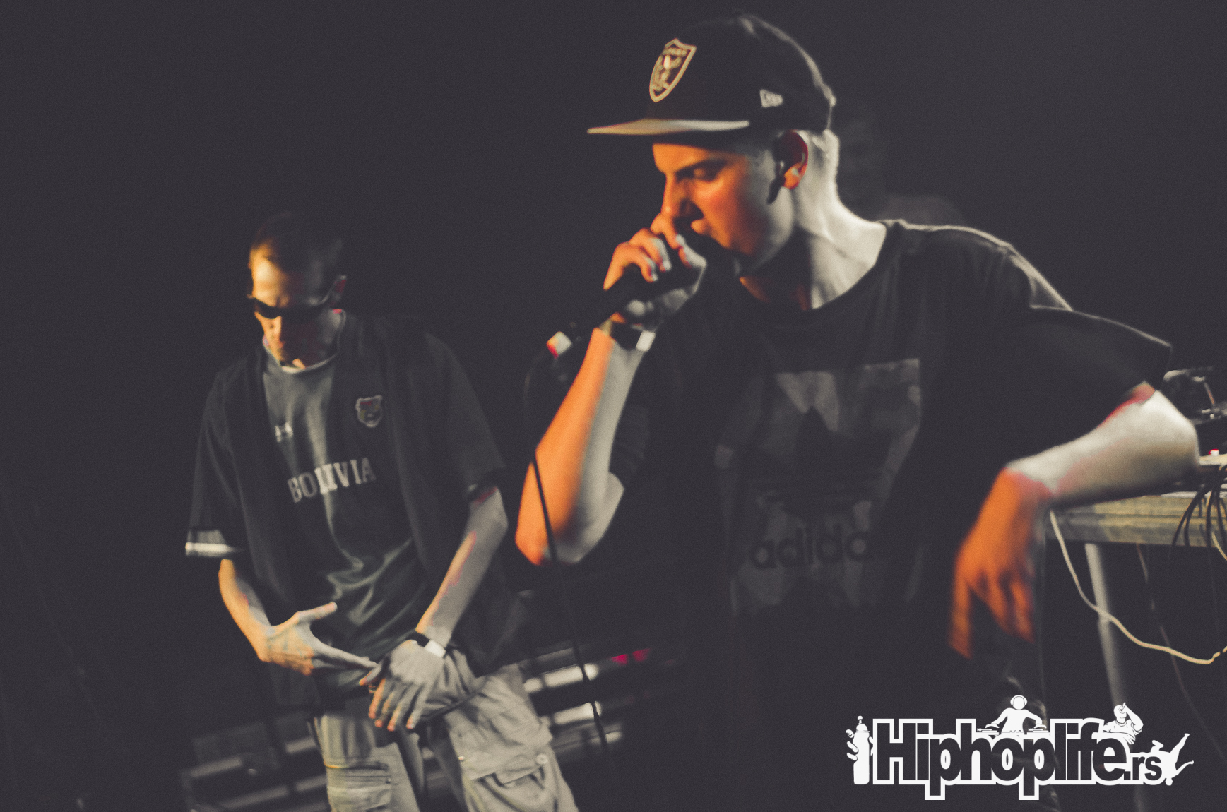 Belgrade Jam MOFS BATTLE 8.6.15 | Dom Omladine | © Hiphoplife.rs |